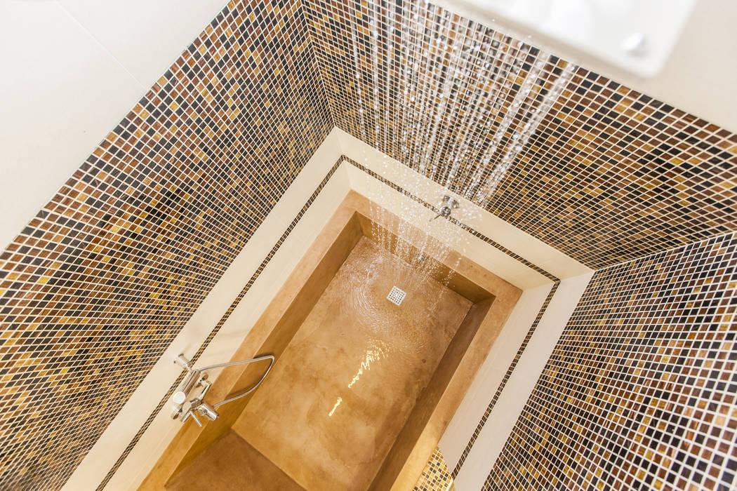 Bathroom u2013 genova: bagno in stile di architetto paola baratta homify