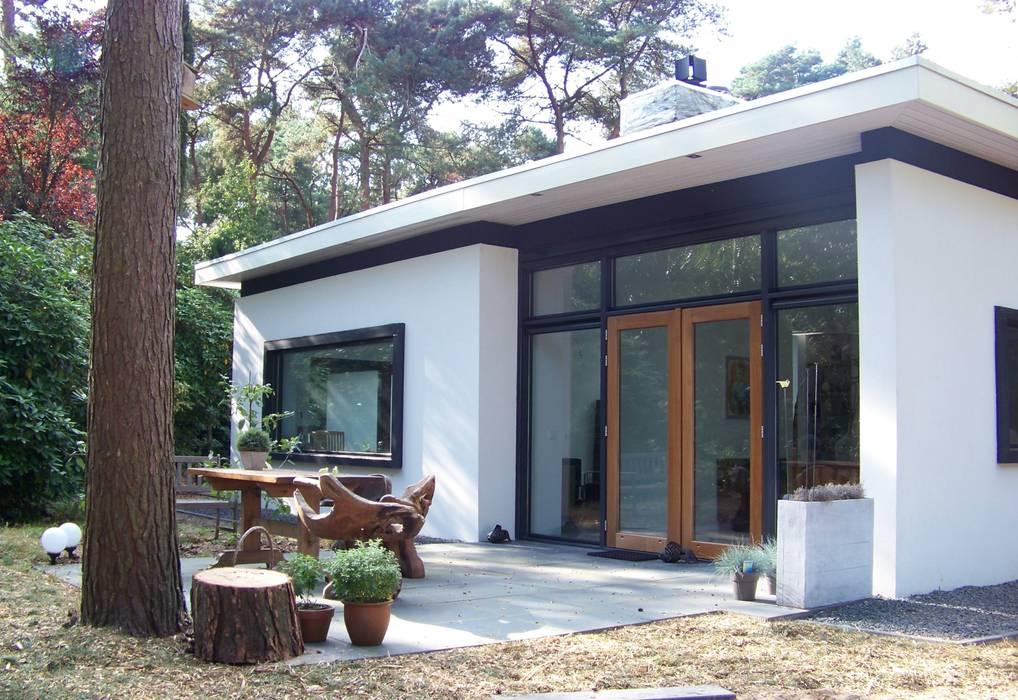 Дома в стиле модерн от Bureau MT Модерн