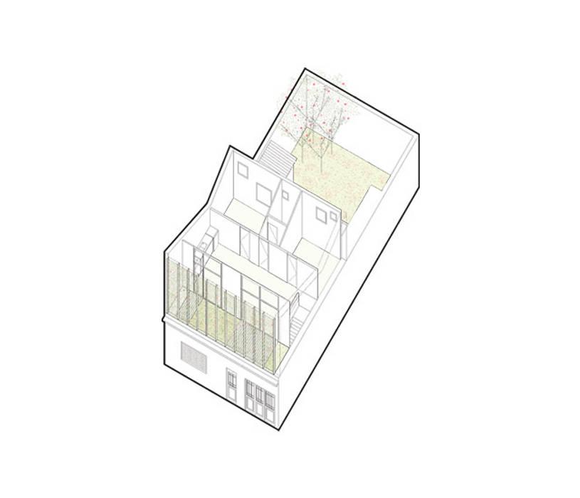 Rumah Modern Oleh IR arquitectura Modern
