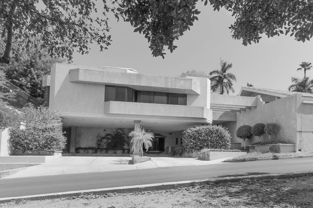 Estado Original Fachada Casas modernas de Juan Luis Fernández Arquitecto Moderno