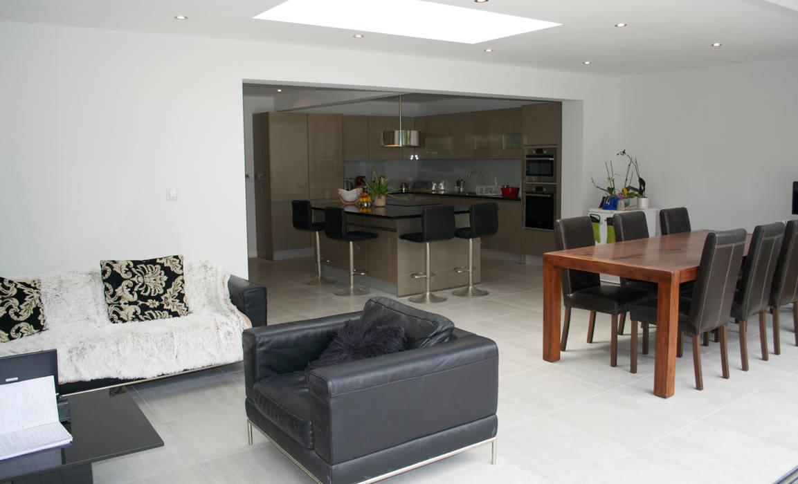 Pinner Extension Modern kitchen by The Market Design & Build Modern