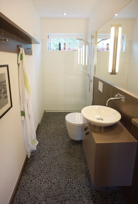 Cousin Architekt - Ökotekt Country style bathrooms