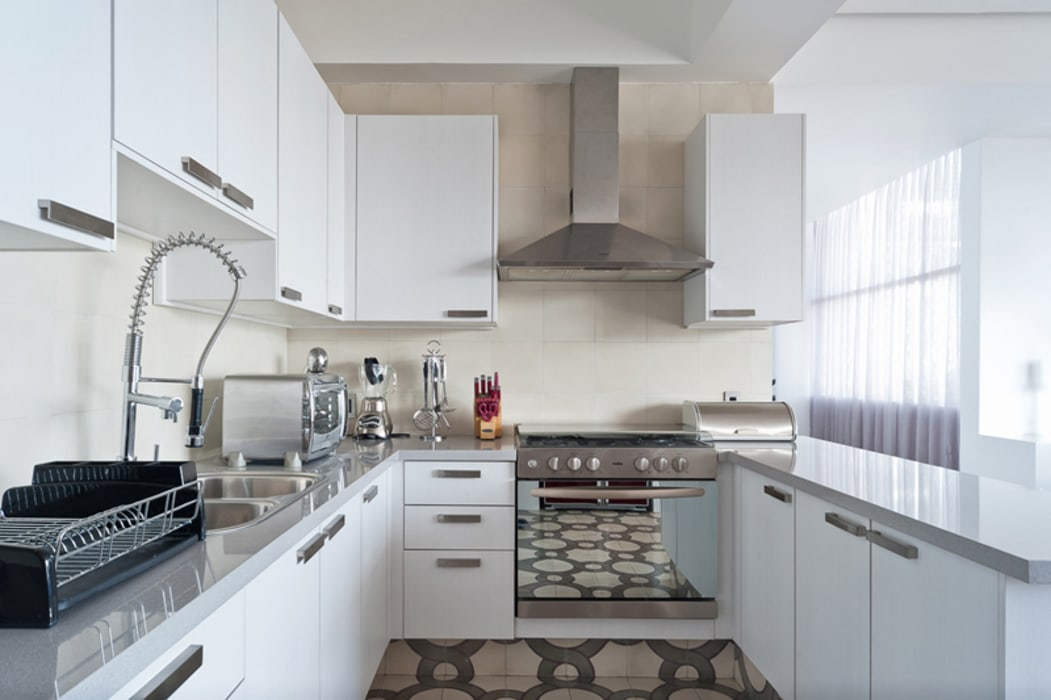 Kitchen by HO arquitectura de interiores, Modern