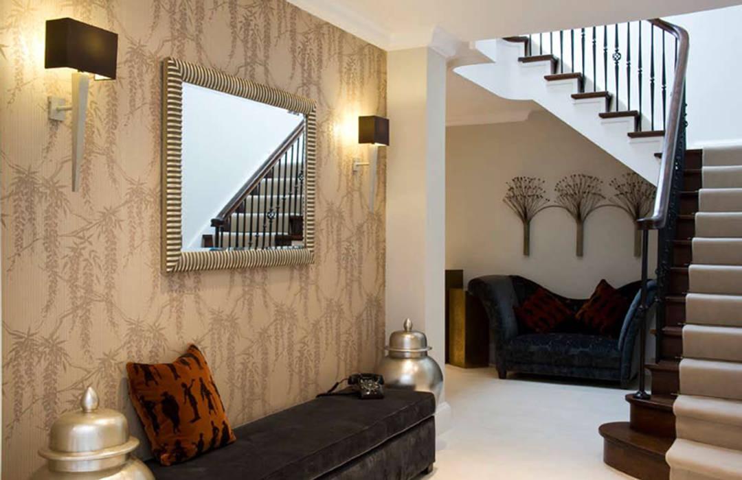 Excellent Wall Hall Mansion Corridor Hallway By Inverse Lighting Interior Design Ideas Helimdqseriescom