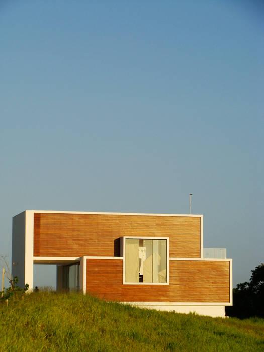 modern  by Diego Viana - Floc.o Design Inteligente, Modern Wood Wood effect