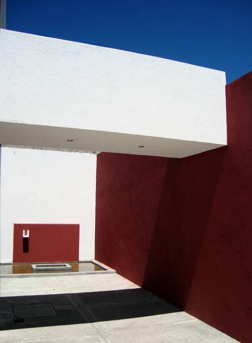 CASA SS: Casas de estilo moderno por ODRACIR