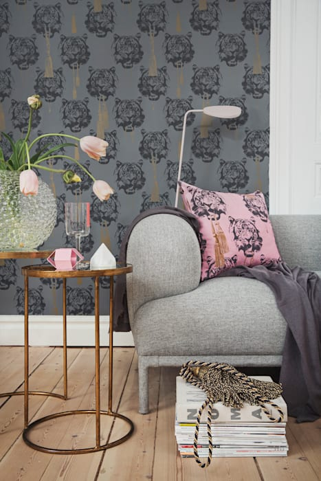 de estilo  por Studio Lisa Bengtsson, Moderno
