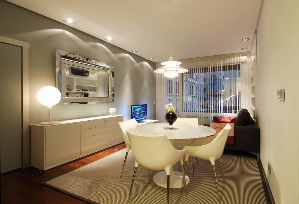65sqm Appartment Cocinas de estilo moderno de MADG Architect Moderno