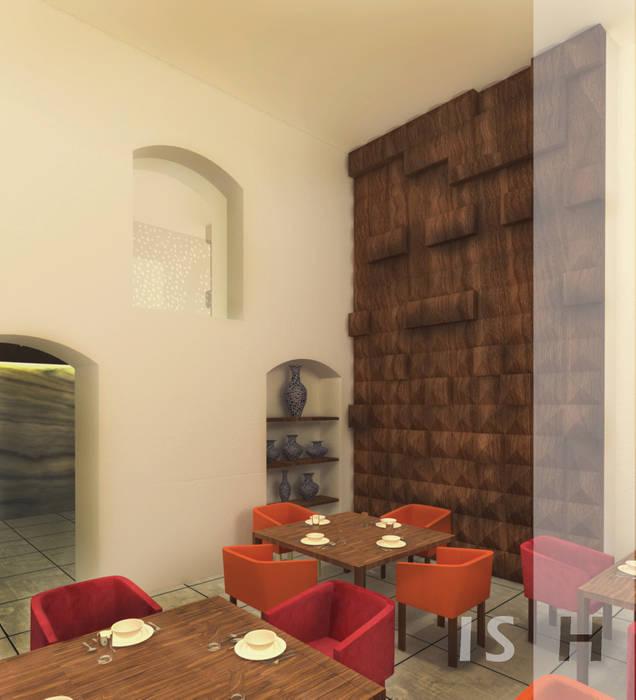 HOTEL IS Hoteles de estilo moderno de ODRACIR Moderno