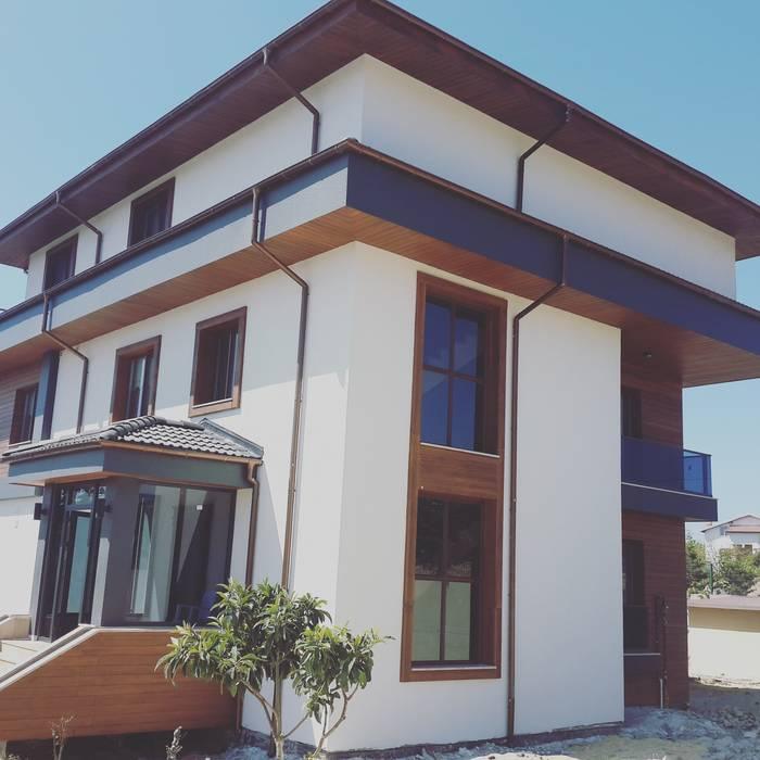 CANSEL BOZKURT  interior architect – Görgülü villasi:  tarz Evler,