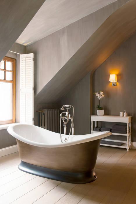 Kenny&Mason Bathrooms:  Badkamer door Kenny&Mason
