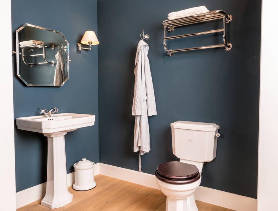 Kenny&Mason New York Bathroom:  Badkamer door Kenny&Mason