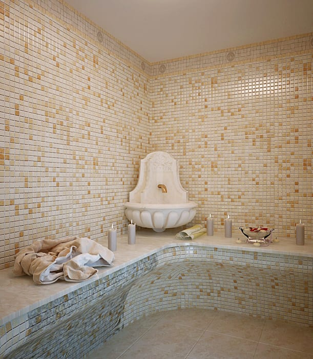 Classic style spa by Shtantke Interior Design Classic
