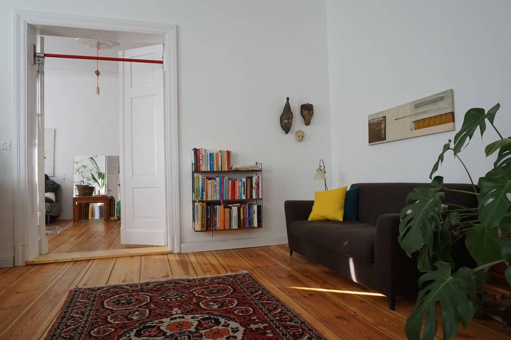 Wohnkuche Mit Sofa Von Susanne Stauch Homify