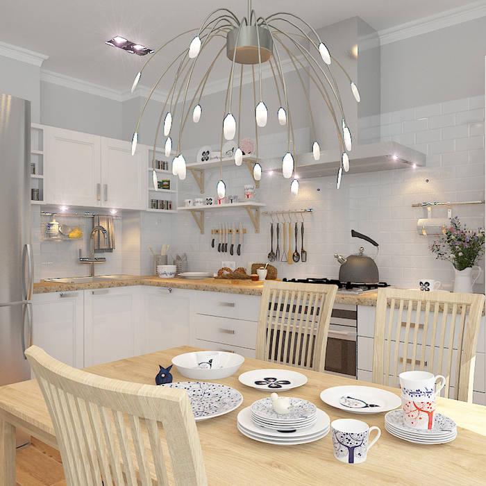 Mediterranean style kitchen by Design Rules Mediterranean