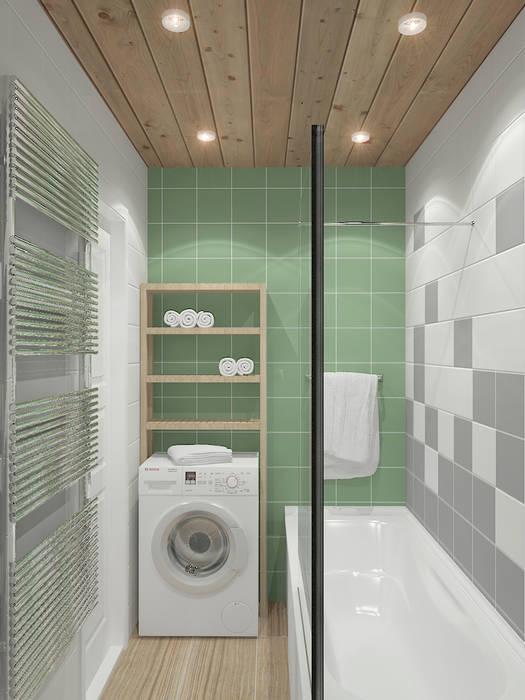 Mediterranean style bathroom by Design Rules Mediterranean