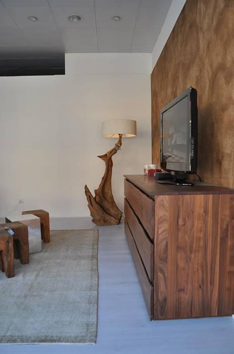 Madia leonardo; lampada radice soggiorno moderno di mobili ...