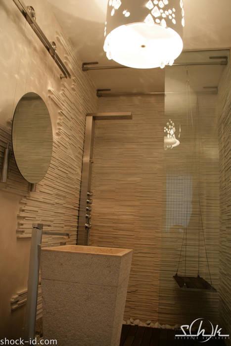 Baños de estilo  por Shock-Id, Moderno