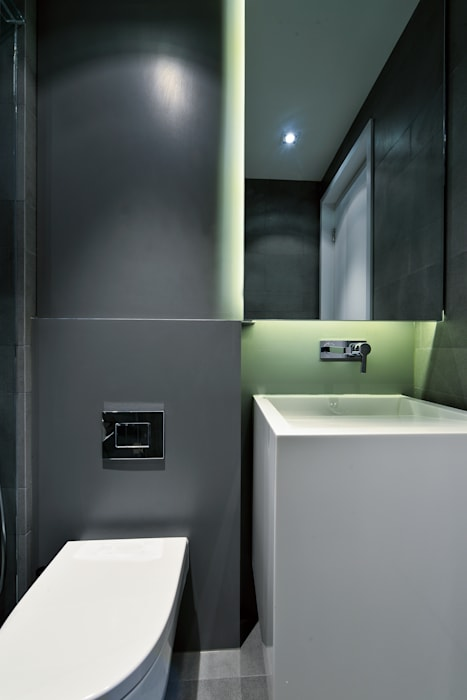 Harbour Green by Millimeter Interior Design Limited