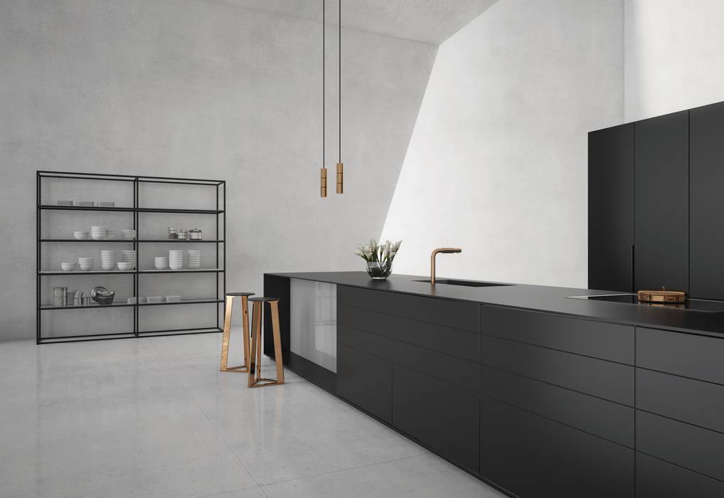 100% Design Cuisine minimaliste par homify Minimaliste