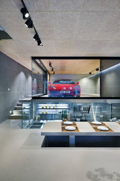 Salle à manger moderne par Millimeter Interior Design Limited Moderne