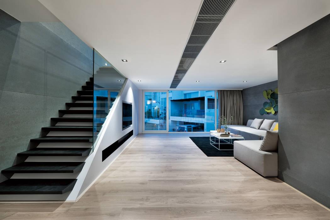 Livings de estilo moderno de Millimeter Interior Design Limited Moderno