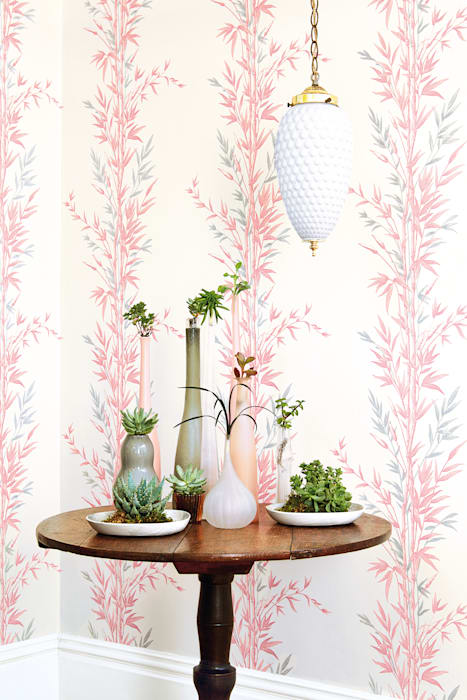 Bamboo:  Walls & flooring by Cole & Son