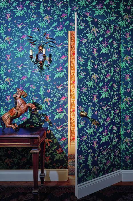 Hummingbirds:  Walls & flooring by Cole & Son