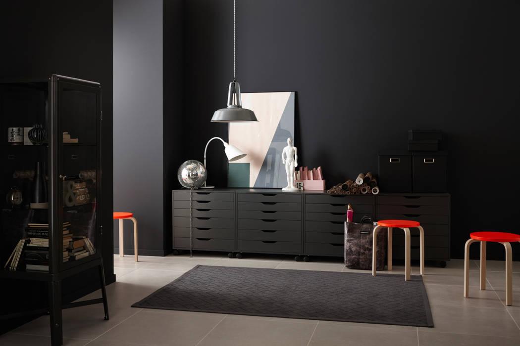 trendfarbe luna moderne wohnzimmer von sch ner wohnen farbe homify. Black Bedroom Furniture Sets. Home Design Ideas