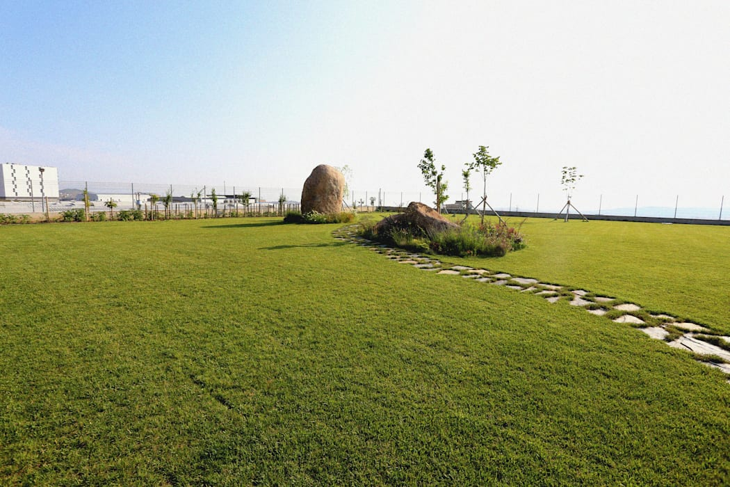 Asis Mimarlik Akdeniz Bahçe asis mimarlık peyzaj inşaat a.ş. Akdeniz