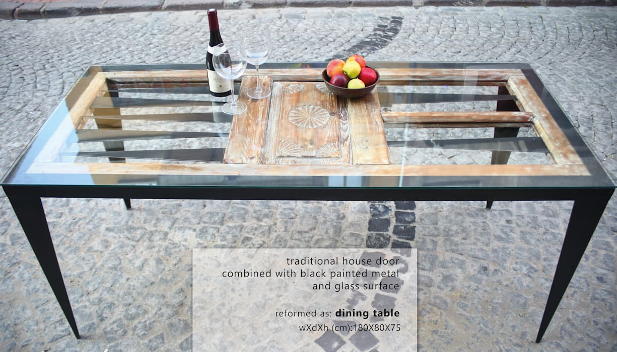Dining Table No:14.7003 Reformist Project ЇдальняТаблиці