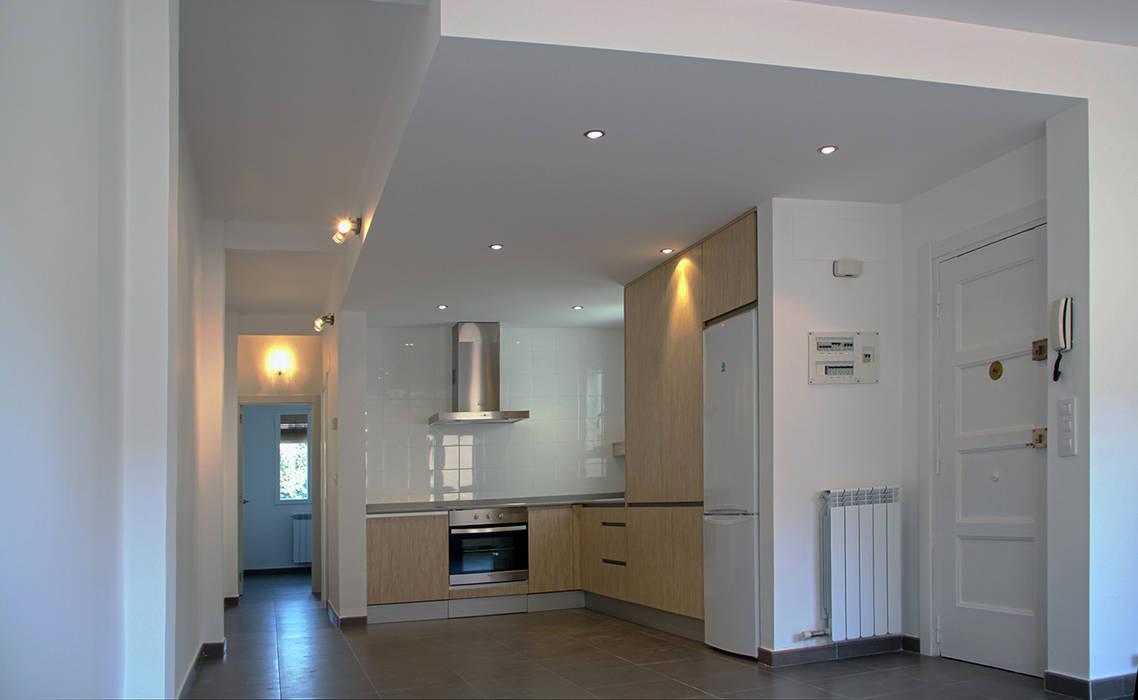 Salas Arquitectura+Diseño Modern kitchen