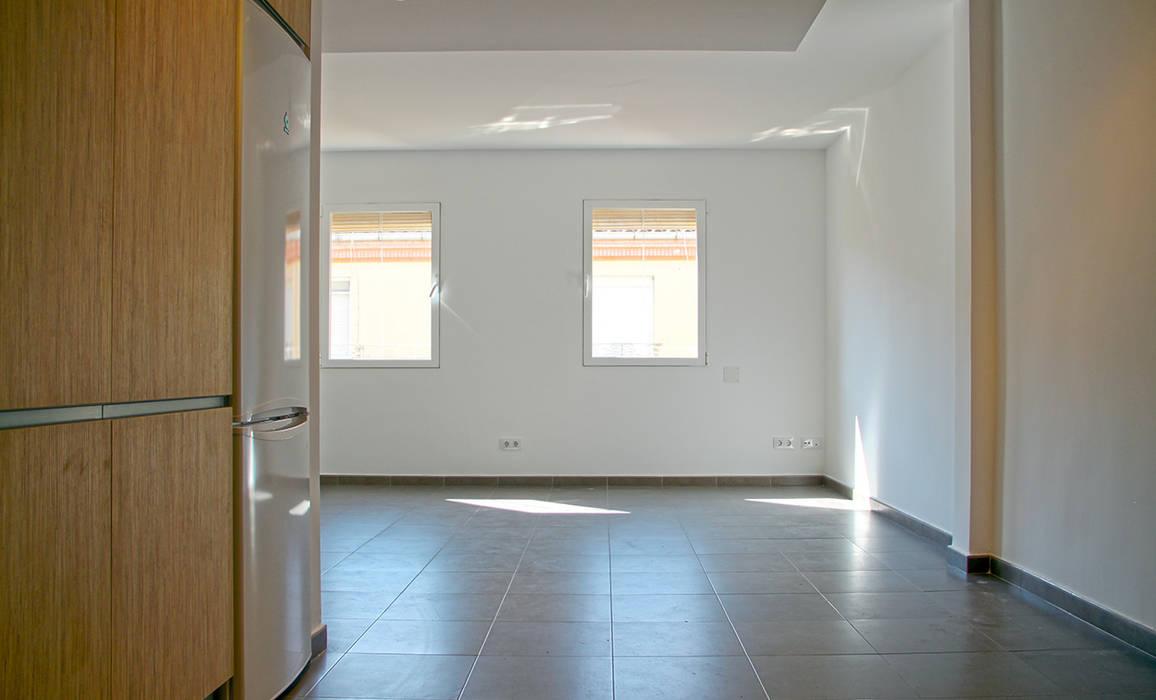 Salas Arquitectura+Diseño Modern living room