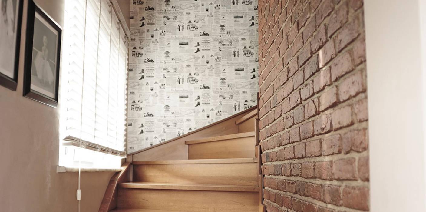 Moderner Flur, Diele & Treppenhaus von Bilgece Tasarım Modern