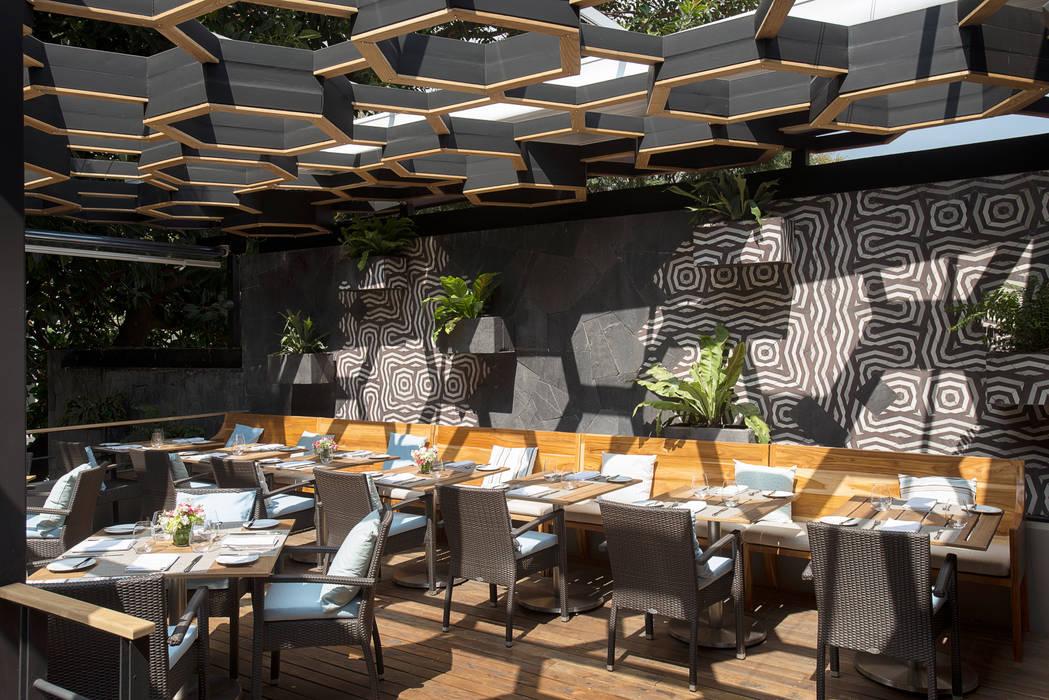 Bresca, Hat Diseño: Restaurantes de estilo  por Hat Diseño,