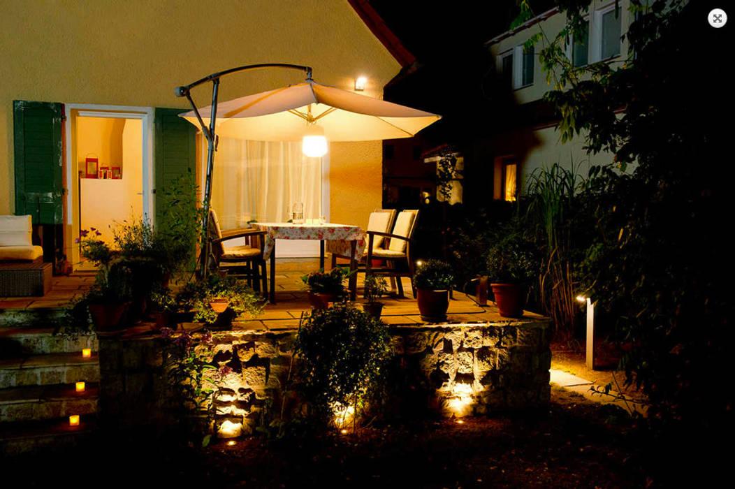 Modern Balcony Veranda Terrace By Jack Be Nimble