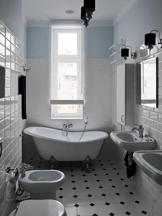 t Klassische Badezimmer