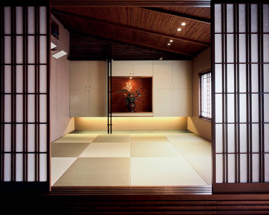 北広島町の家 オリジナルな 壁&床 の 伊藤瞬建築設計事務所 オリジナル