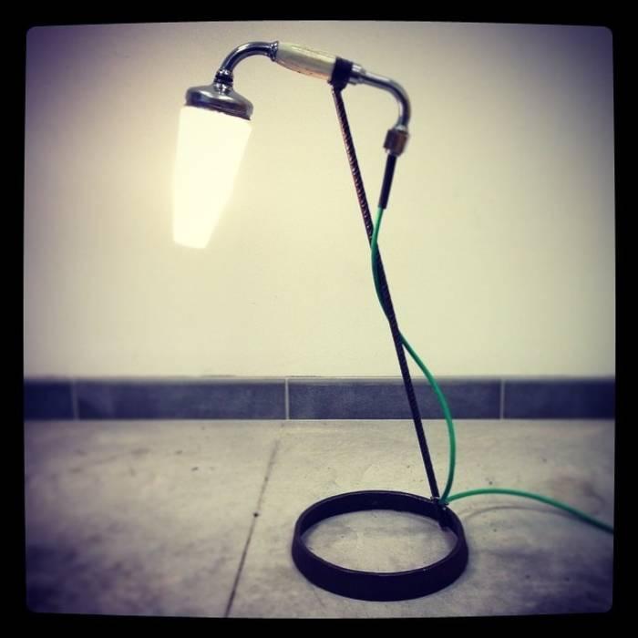 récup-éclaire (Thibaut Richard) 臥室照明