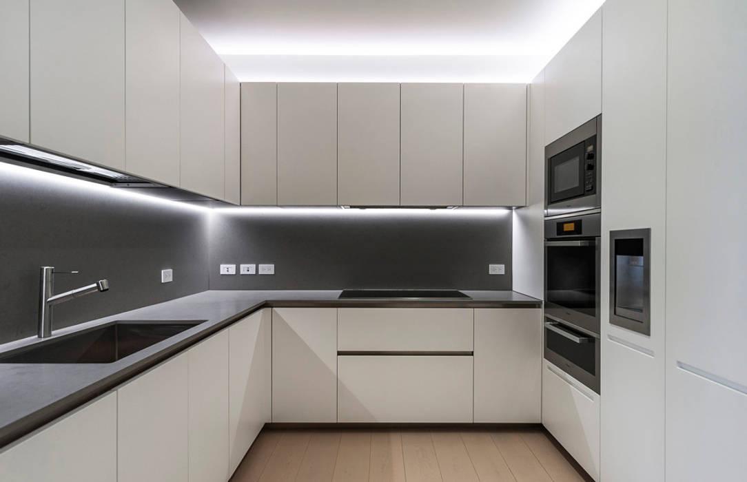 ST. REGIS 2301: Cocinas de estilo  por TENTER Arquitectura y Diseño, Moderno