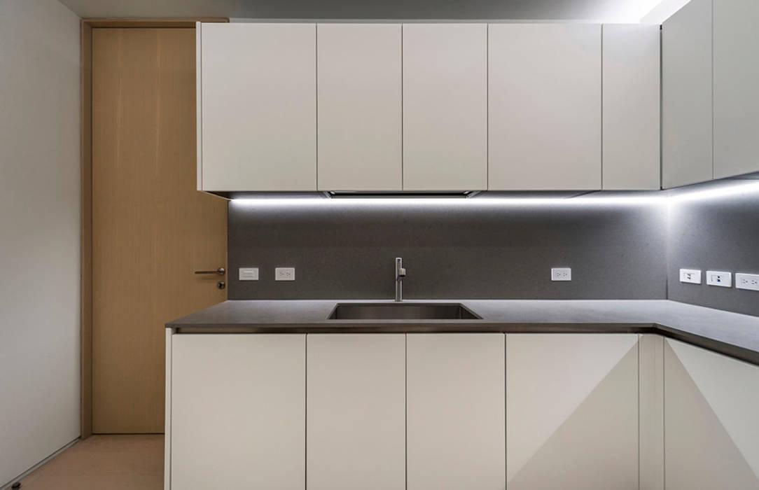 ST. REGIS 2301 Cocinas modernas de TENTER Arquitectura y Diseño Moderno