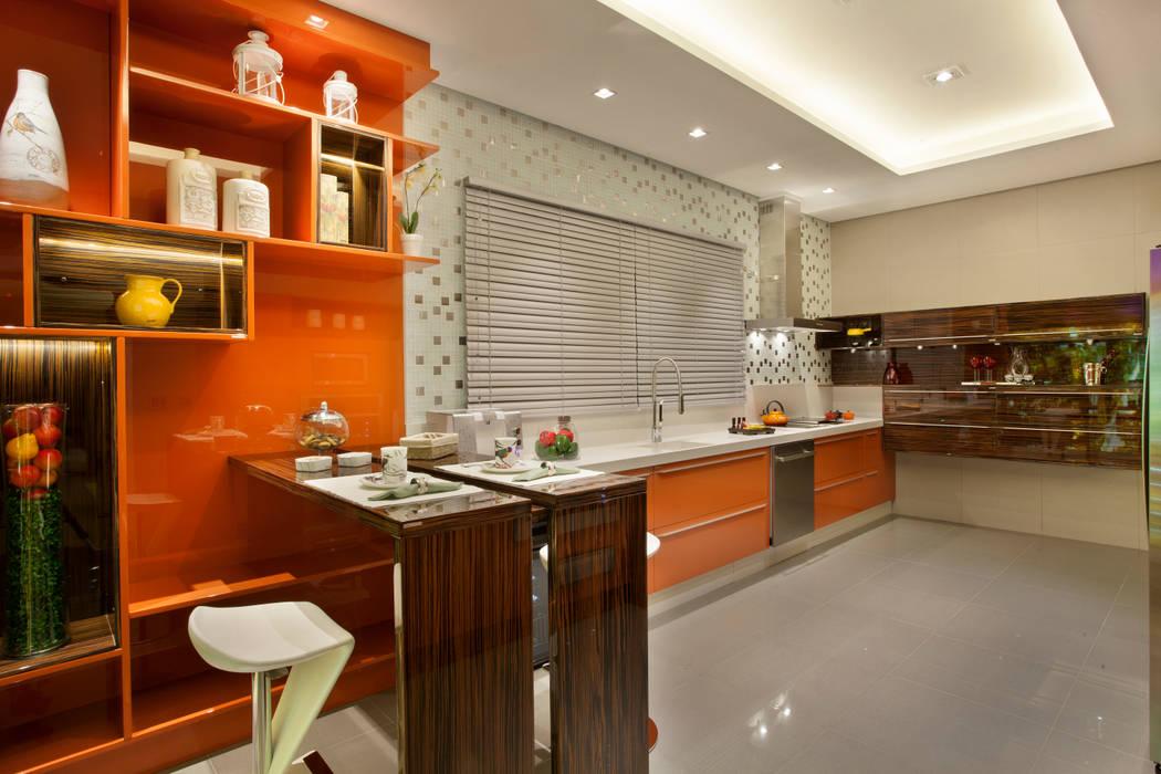 Cozinha: Cozinhas  por Patricia Fernandes Interior Design