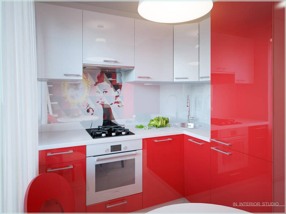 ООО 'ИНТЕРИОР' Modern kitchen