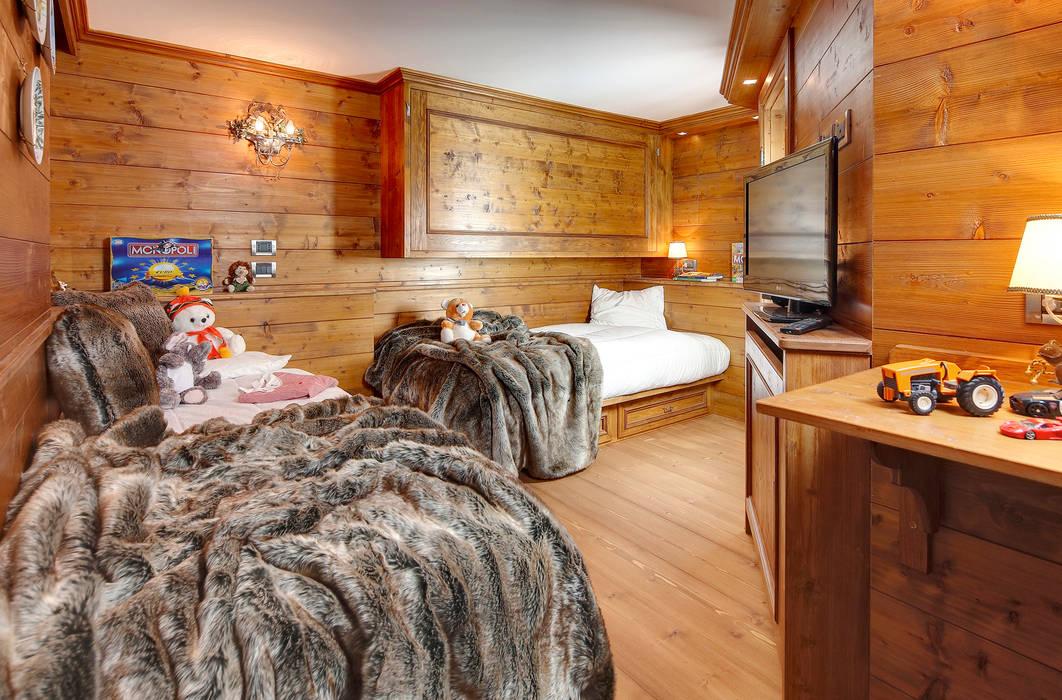 Camera Da Letto Padronale Significato : Camera bambini camera da letto in stile di ambra piccin