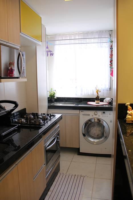 Kitchen by Donakaza, Modern