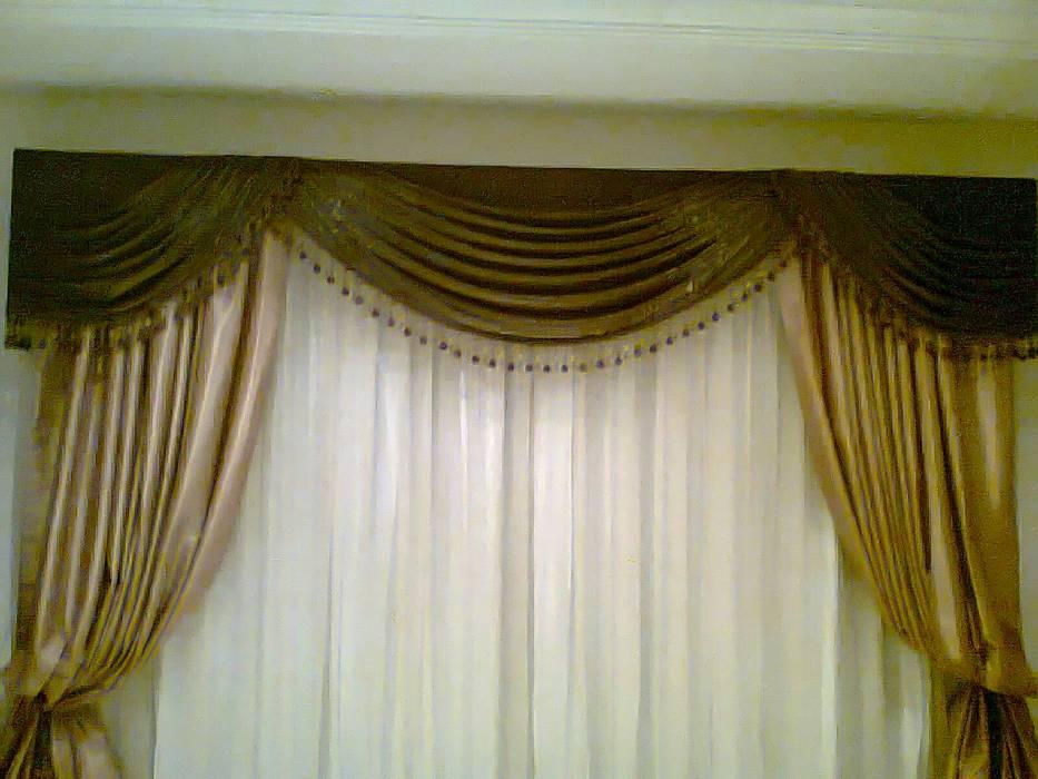 CORTINAS Y LAMBREQUINES de persianas y cortinas milan