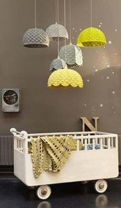 Dormitorios infantiles de estilo moderno de Hilal Tasarım Mobilya Moderno