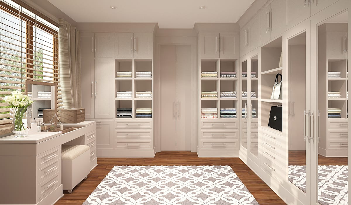 Dressing room by homify,