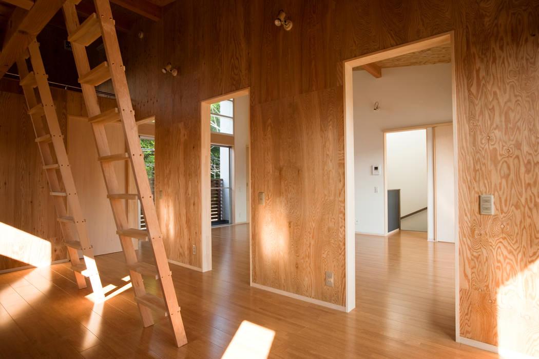 久我山の家 House in Kugayama モダンデザインの 子供部屋 の 一級建築士事務所 本間義章建築設計事務所 モダン