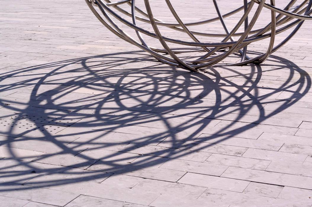 Génèse: Jardin de style de style Moderne par Atelier Art et Eau Création